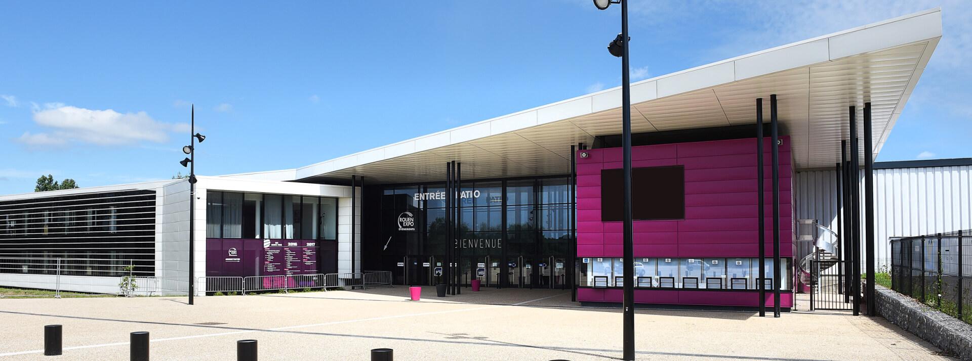 Parc des expositions de Rouen
